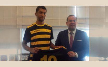 Oussama Darragi signe pour 2 saisons avec le Club Bizertin