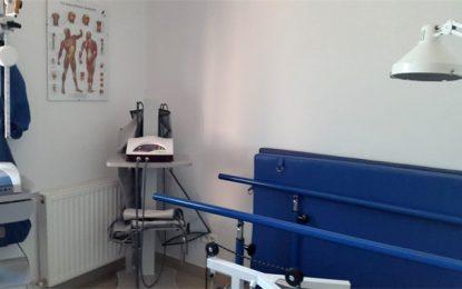 Sit-in des physiothérapeutes devant la Cnam