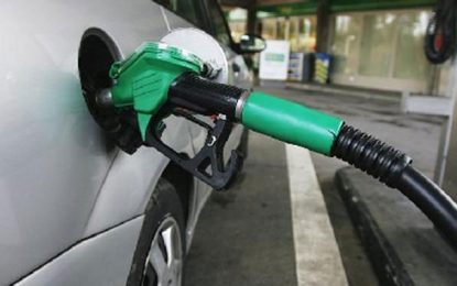 A partir du 1er janvier 2018 : Augmentation du prix du carburant