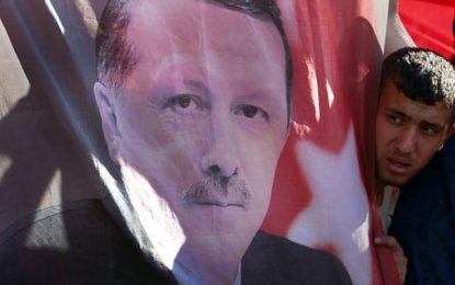 Erdogan sur la liste noire des ennemis de la presse