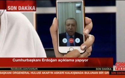 Les militaires turcs ont raté leur putsch sur le plan de la Com'