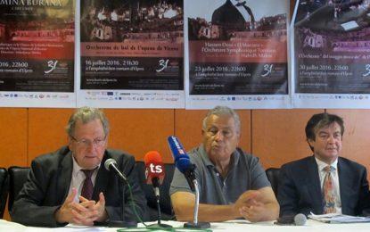 Festival d'El-Jem : Au bonheur des mélomanes
