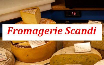 La Fromagerie Scandi va céder des biens pour régler sa dette