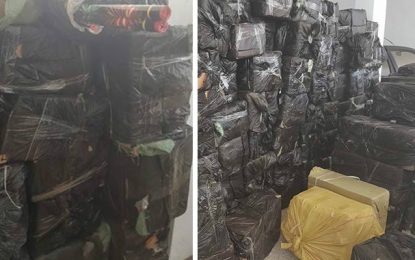 Gabès : Saisie de 5 tonnes de feu d'artifice