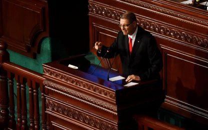 Habib Essid aux députés : «J'ai la conscience tranquille»