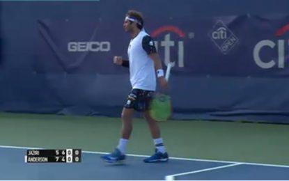Tournoi de Washington : Malek Jaziri en 8e de finale