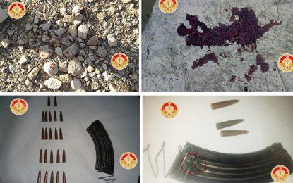 Un terroriste blessé au Kef : Les ratissages se poursuivent