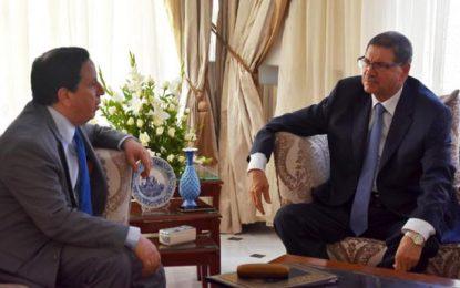La diplomatie tunisienne au centre de la rencontre Essid – Jhinaoui