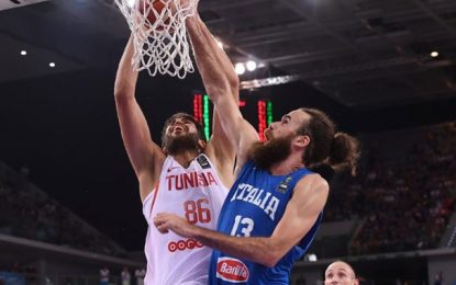 Basketball: Les Tunisiens n'iront pas à Rio
