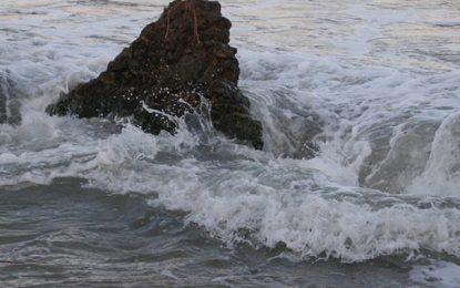 Alerte météo : Vents forts et mer agitée
