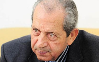 Mohamed Ennaceur bénit le «Pacte de Carthage»