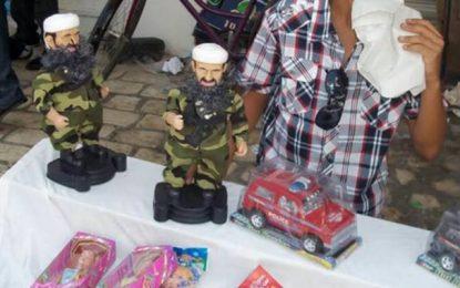 « Ben Laden » au marché de Nabeul
