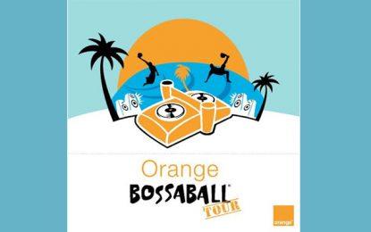 Orange Bossaball Tour, un tournoi de jeu de plages