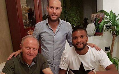 Oualid El Hasni signe avec l'Etoile du Sahel pour 3 saisons