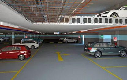 Stationnement : Programme de construction de 10 parkings à étages à Tunis