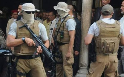 La cellule terroriste démantelée projetait un attentat contre l'Assemblée