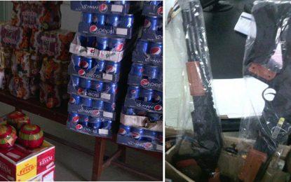 Tunis : Saisie d'une tonne de produits alimentaires périmés en 2 jours