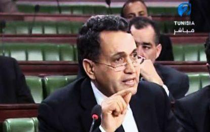 Après Samia Abbou et Zouhaïr Maghzaoui, le député Salem Labiadh fait l'objet de menaces terroristes