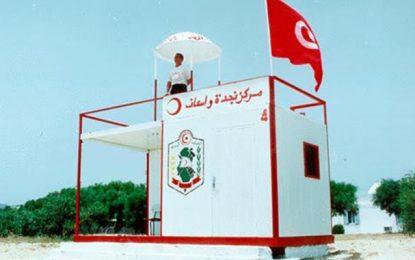 Interdication de baignade dans trois plages de Sousse
