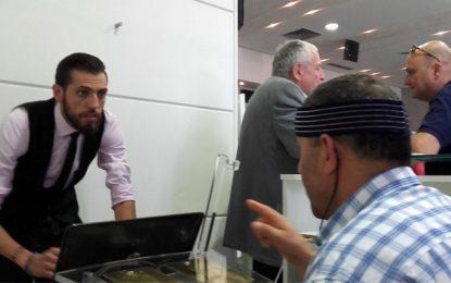 La Marsa : Un instant de bien-être chez Tunisie Telecom