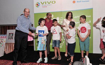 Vivo Energy : Lauréats de la compétition nationale de sécurité routière
