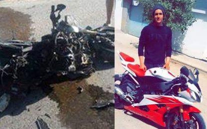 Le footballeur Wassim Zaïdi meurt dans un accident de moto
