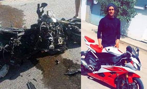 le footballeur wassim za di meurt dans un accident de moto kapitalis. Black Bedroom Furniture Sets. Home Design Ideas