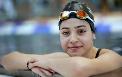 Yusra Mardini, une réfugiée syrienne aux JO de Rio