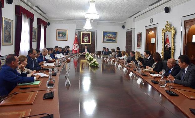 Le gouvernement d'union de Youssef Chahed entre en fonctions