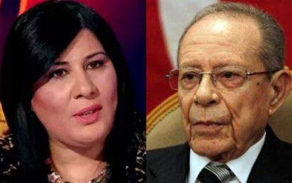 Abir Moussi nouvelle présidente du Mouvement destourien