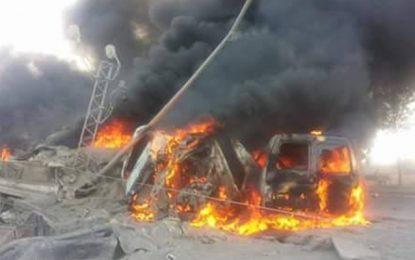 Officiel: L'accident de Kasserine n'a aucun lien avec le terrorisme