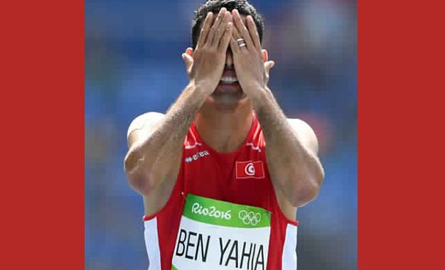 Amor Ben Yahia- JO-2016- Rio