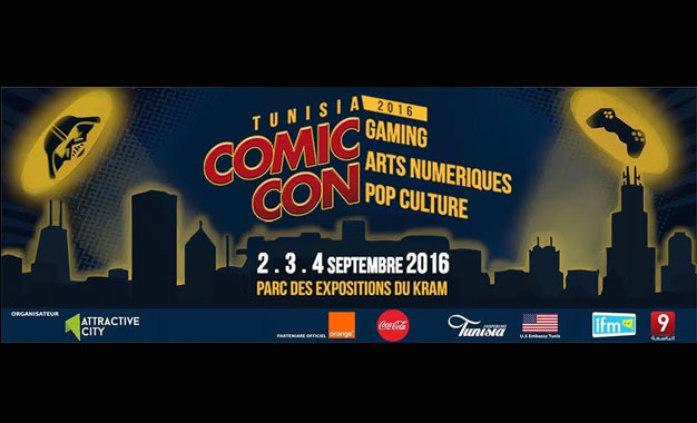 Comic-Con-Tunisia