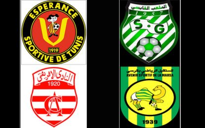 Football : Les demi-finales de la Coupe de Tunisie samedi