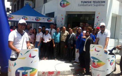 Nizar Bouguila inaugure deux Espaces TT à Sousse et Monastir