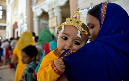 La femme bête noire des religions : La femme dans l'hindouisme (5/6)