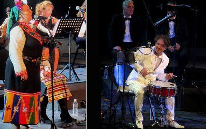 Hammamet : Clôture en fanfare avec Goran Bregovic