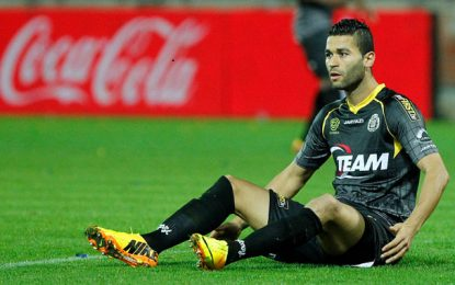 Football-Belgique : Hamdi Harbaoui prend 2 matches de suspension