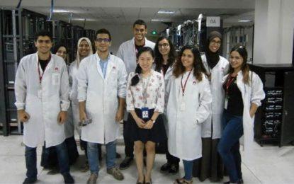 """Huawei : Des Tunisiens parmi les meilleurs """"Seeds For The Future"""""""