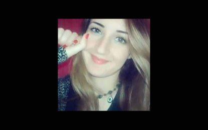 Mornag : Ines Ajimi, l'étudiante tuée par un chauffard libyen en fuite