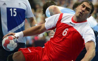 Rio-2016-Handball : La Tunisie s'incline face au Danemark (23-31)