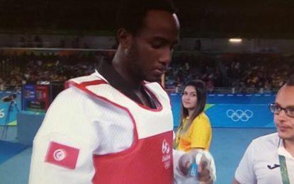 JO-2016 – Taekwondo : Yassine Trabelsi n'ira pas en ¼ de finale