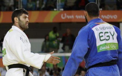 Le conflit israélo-arabe s'invite au JO de Rio