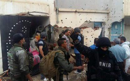 Terrorisme: Arrestation de 6 suspects en lien avec l'opération à la cité Karma