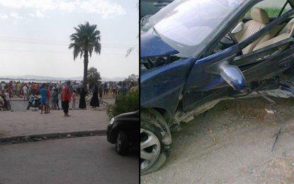 Colère à la Marsa après le décès d'une femme fauchée par une voiture