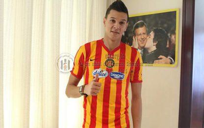 Football: Mohamed Zubya signe avec l'Espérance de Tunis