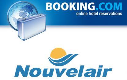 Partenariat stratégique entre Nouvelair et Booking.com