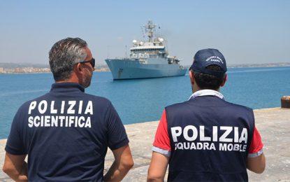 Italie : Expulsion imminente d'un passeur tunisien