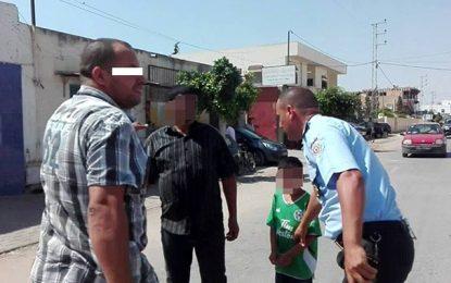 Mendicité : Un père exploite ses enfants à Sfax