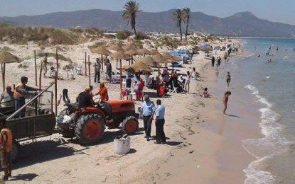 Soliman : Les plages débarrassées des constructions illégales